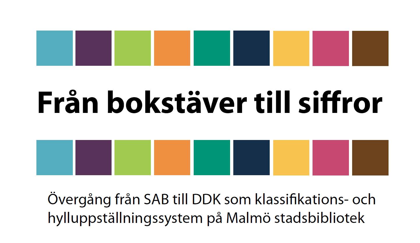 29 oktober 2013 togs beslut om att starta och nu under 2018 är det klart.  Malmö kallar det inte ett projekt utan en process. Om detta och mycket kan  du läsa ... 6a06eba8b2718